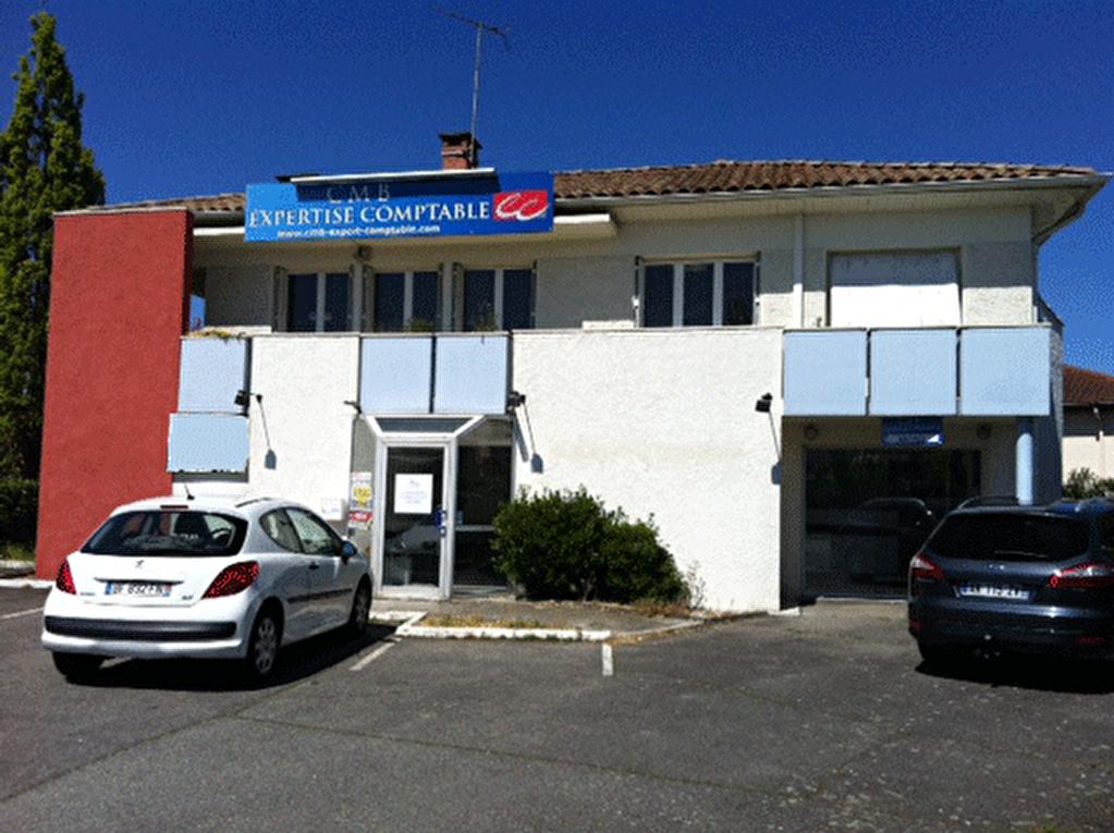 Bureaux L Union 84 m2