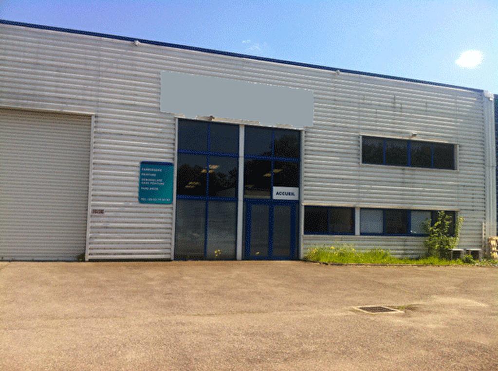 Local commercial Aucamville 600 m2