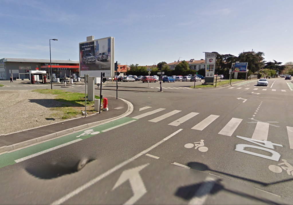 Local commercial Toulouse 270 m2