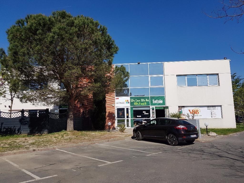 Bureaux à louer  200 m2 - Zone du Perget à Colomiers