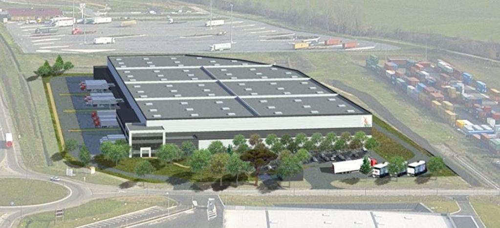 A LOUER Entrepôt Logistique 19000 m² divisibles EUROCENTRE