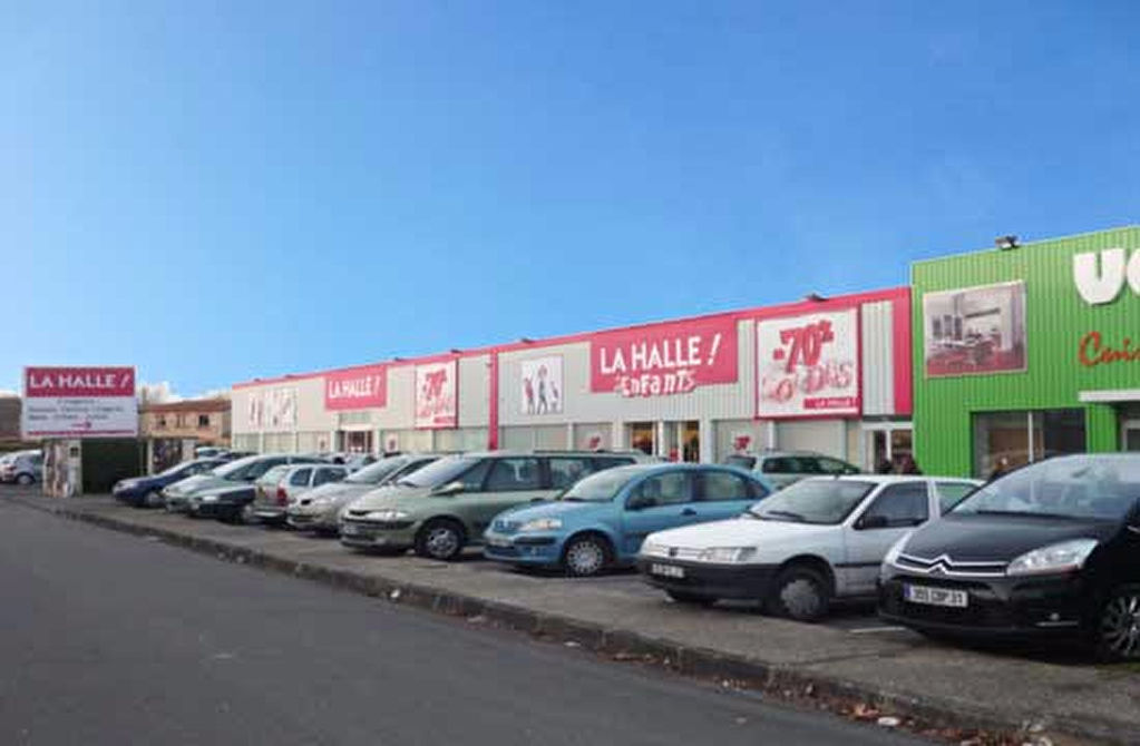Local commercial Portet Sur Garonne 1370 m2