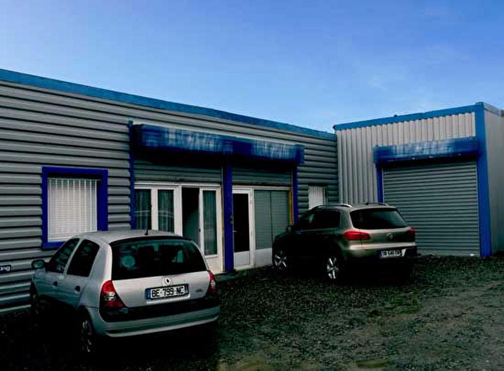 Local d'activit� Seysses 200 m2