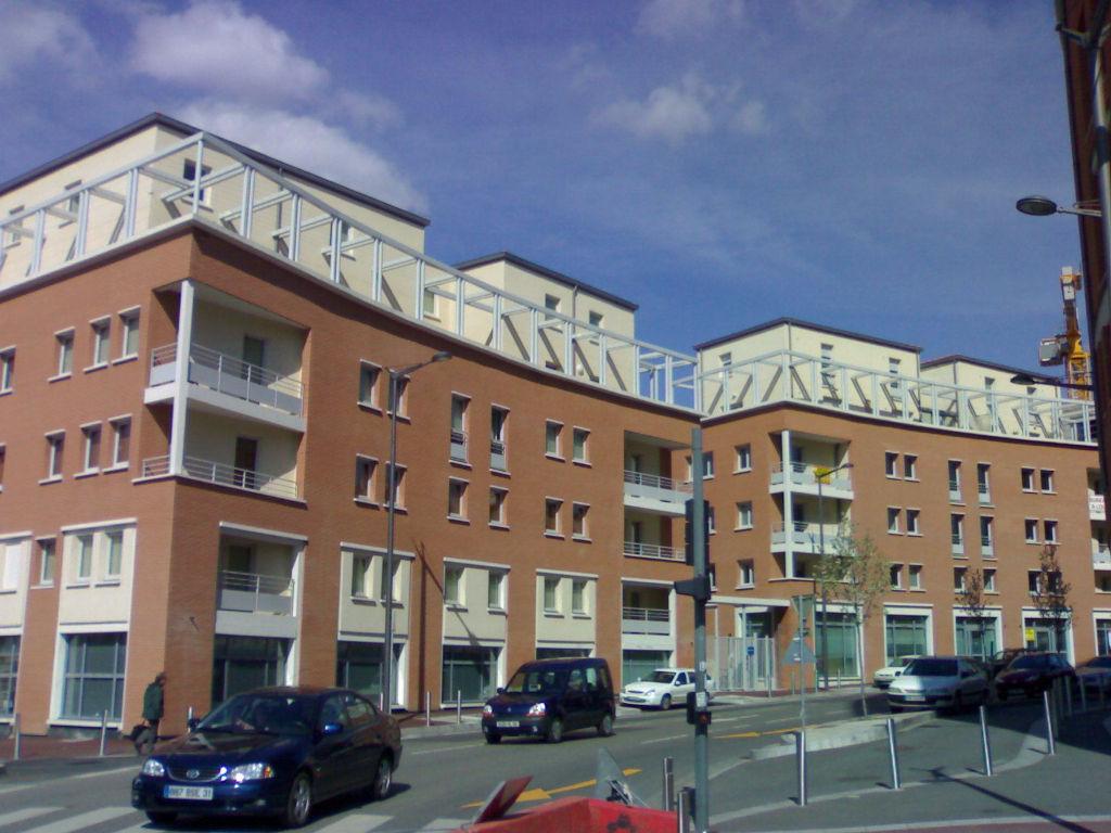 Bureaux Toulouse Matabiau 153 m2