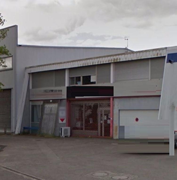 Local d'activité à louer 500 m² ZI THIBAULT
