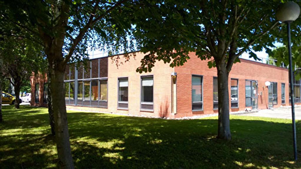 Immeuble Ramonville - Parc du Canal : 1027 m2