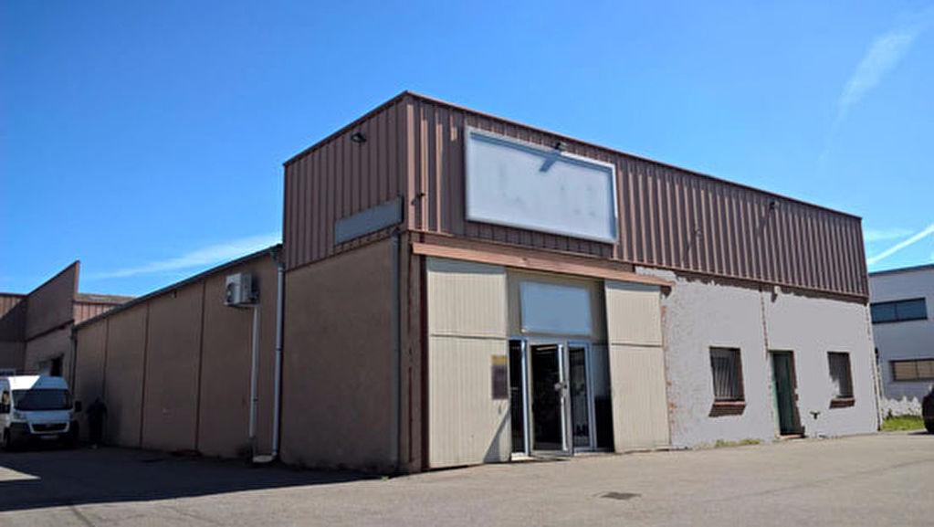 BATIMENT D'ACTIVITE A LOUER TOULOUSE GRAMONT 1050 m² DIVISIBLE