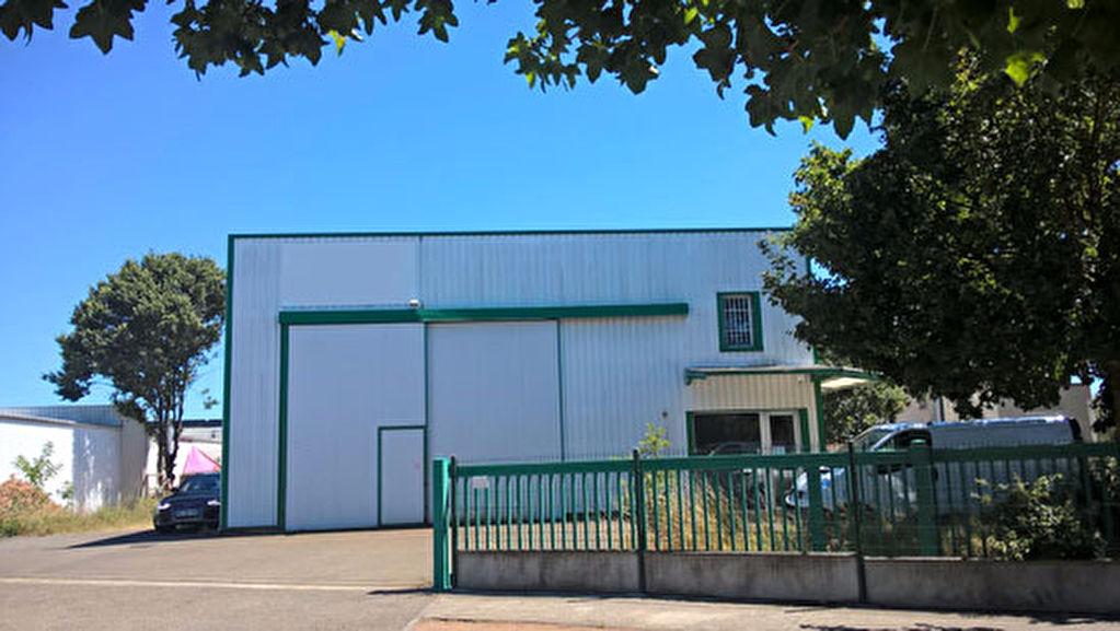 A louer Local activité 374 m² ZA MAROTS
