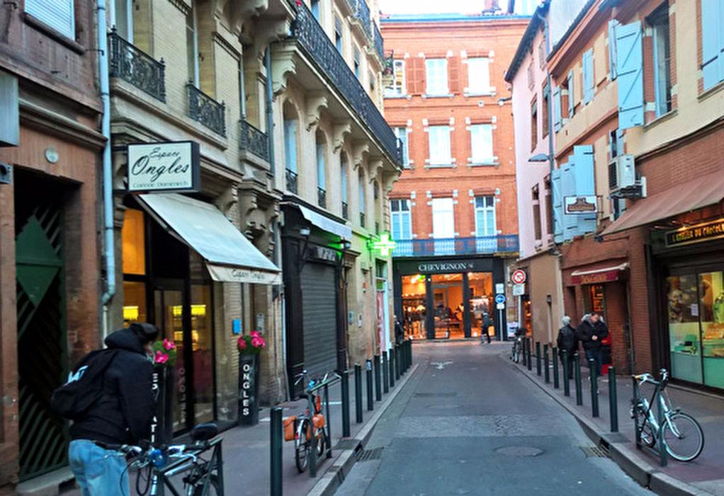 Local commercial 43 m2 Hyper centre Toulouse