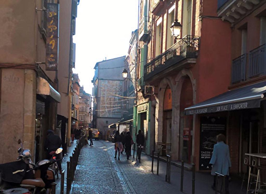 Cession de bail Toulouse 29 m2