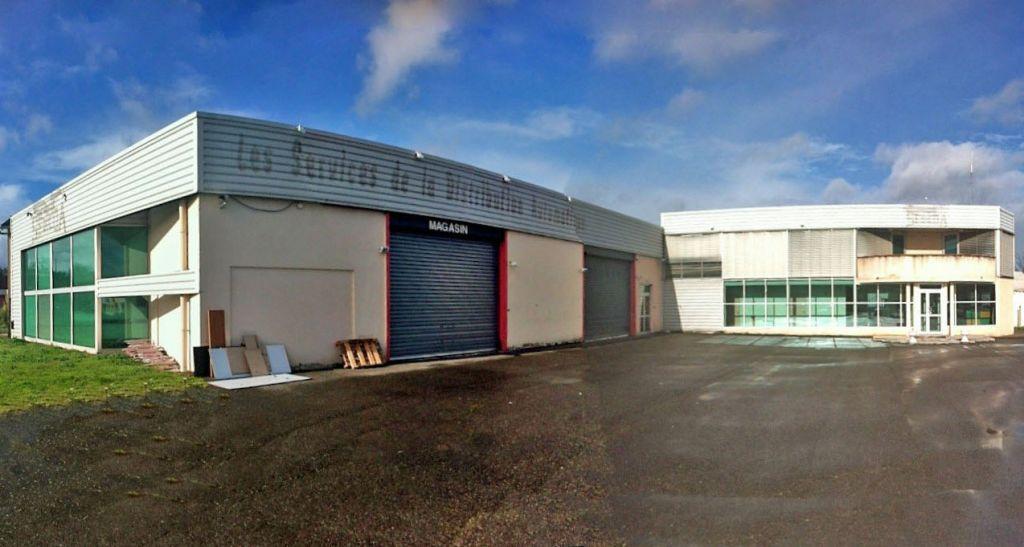 A LOUER Local d'activité de 750 m² COLOMIERS