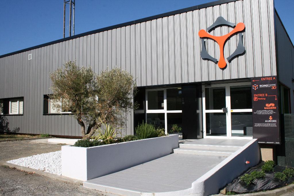 Bureaux rénovés de 435 m2 Toulouse  Purpan