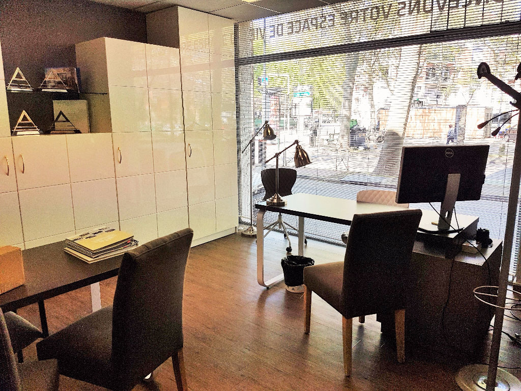 Bureaux à louer  240 m2 - Grand Rond - Toulouse