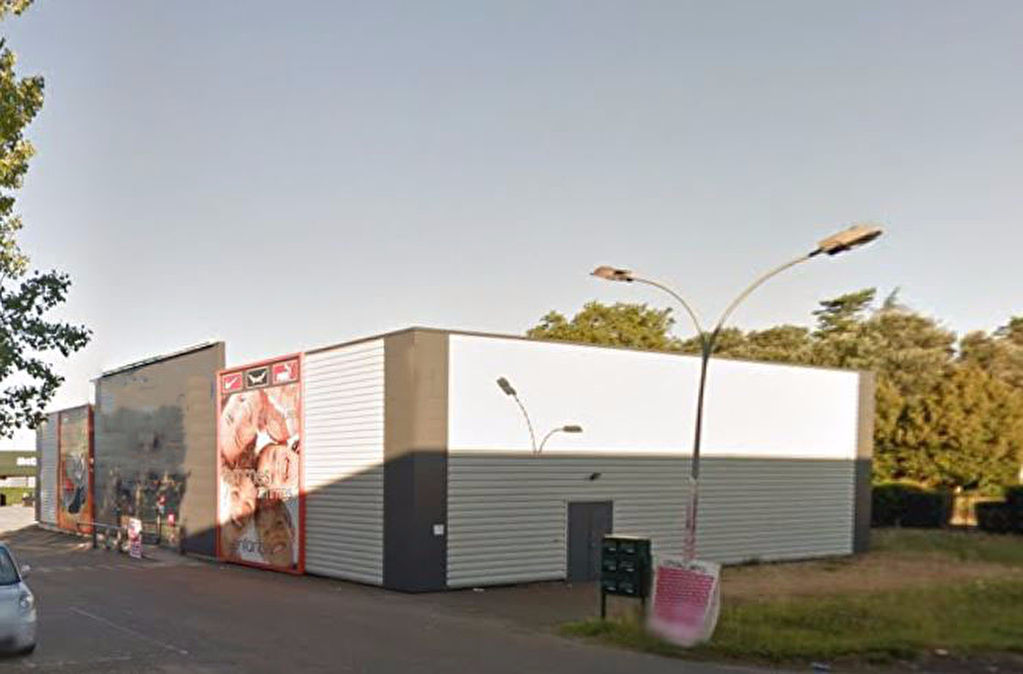 Local commercial Caussade 600 m2