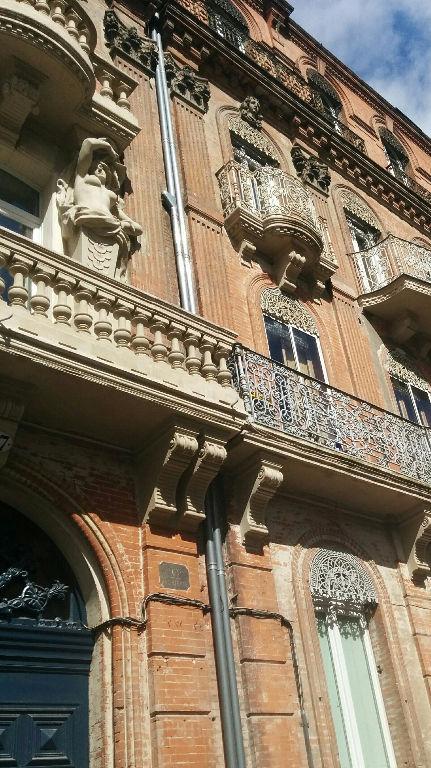 A LOUER - BUREAUX 80 m2 - Toulouse centre-ville