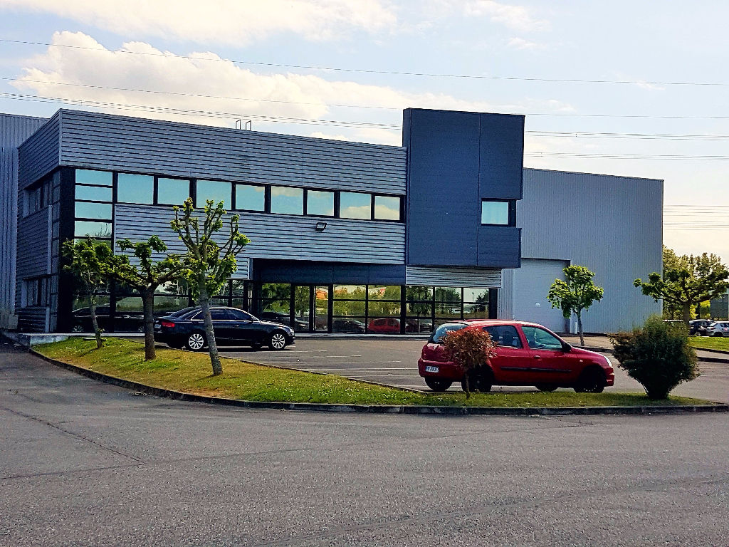 Bureaux à louer - EUROCENTRE - Villeneuve Les Bouloc - 402 m2