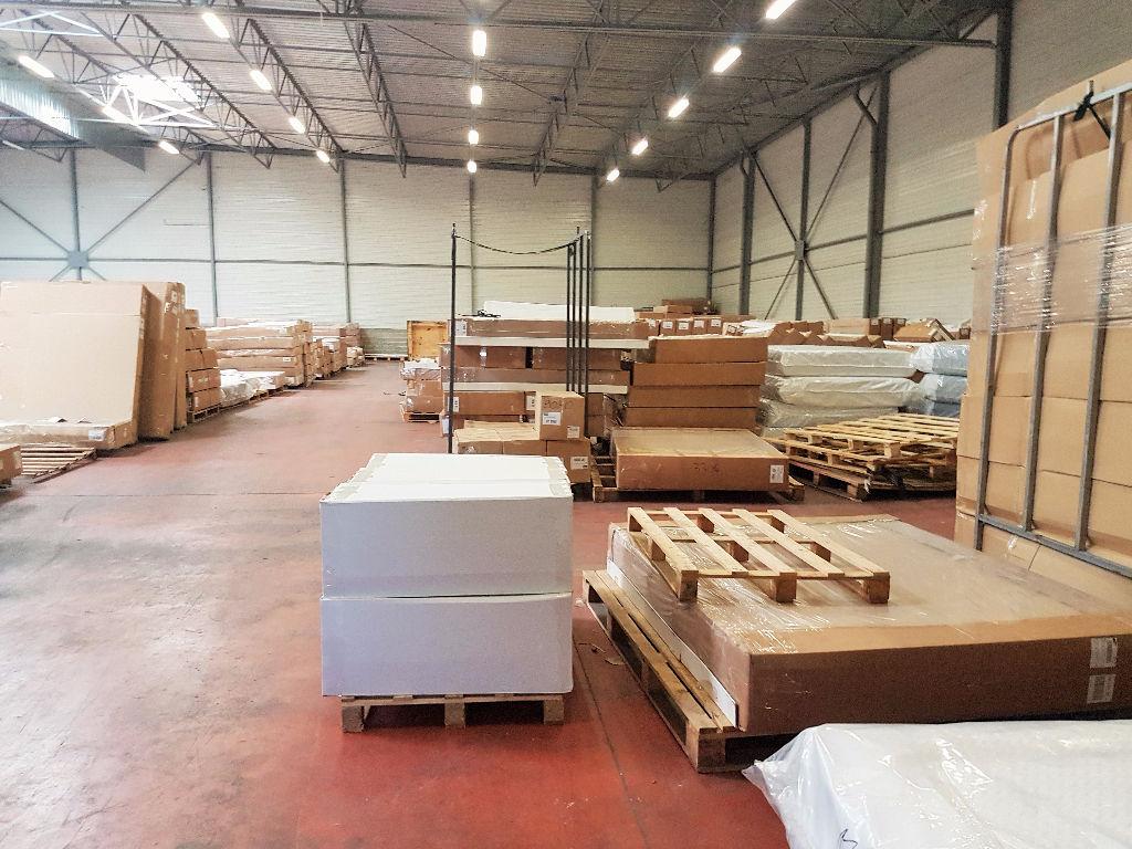Entrepôt à louer - EUROCENTRE - Villeneuve Les Bouloc - 2.416 m2