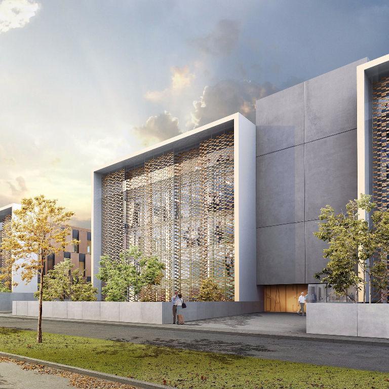 Bureaux Neuf - A Louer - 4200 m2 divisibles Ramonville (31)