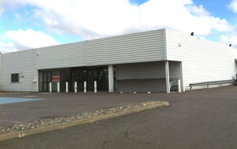 Local commercial Muret 880 m2