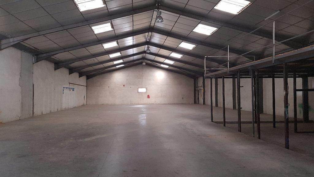A LOUER Local d'activité Portet Sur Garonne 620 m2
