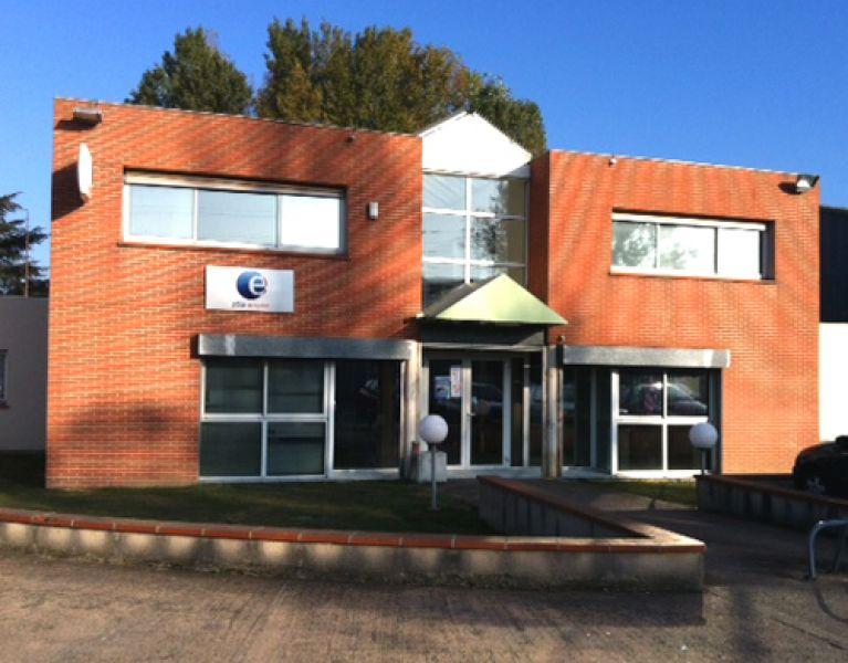 Bureaux Toulouse 527 m2