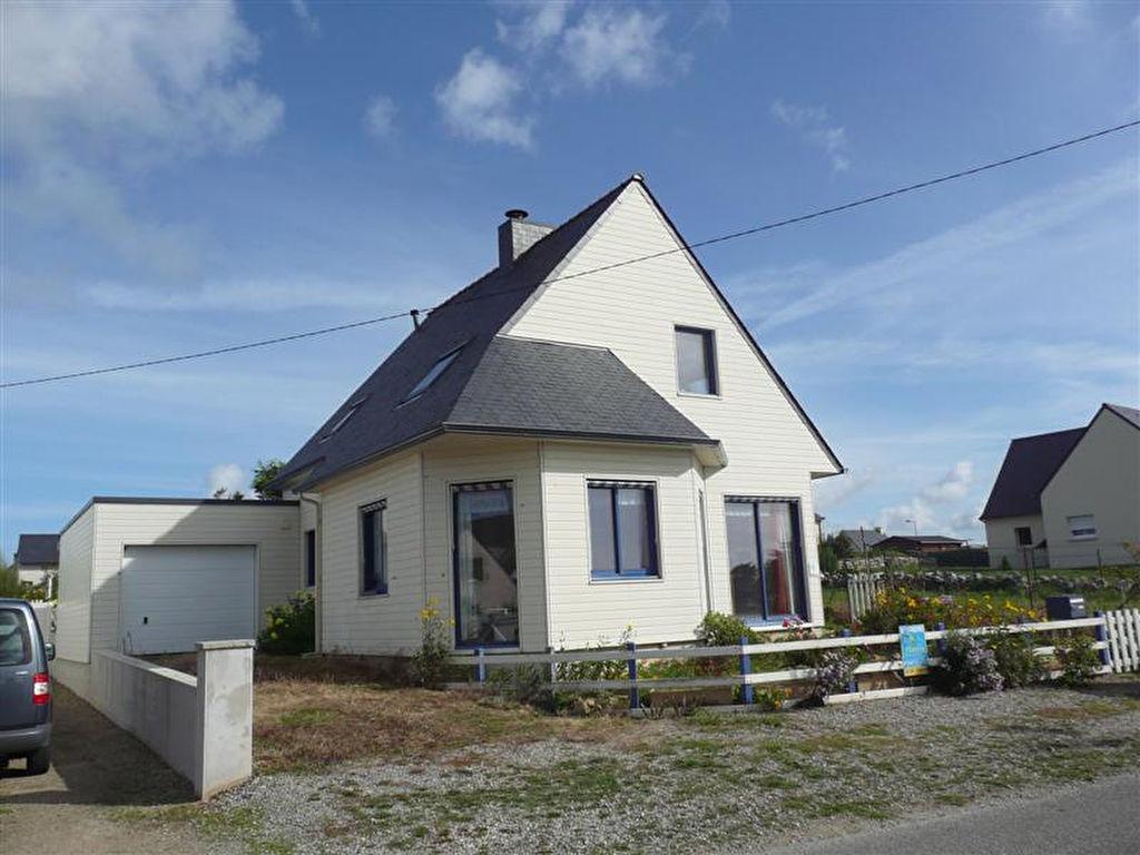 Maison Bois Plouhinec