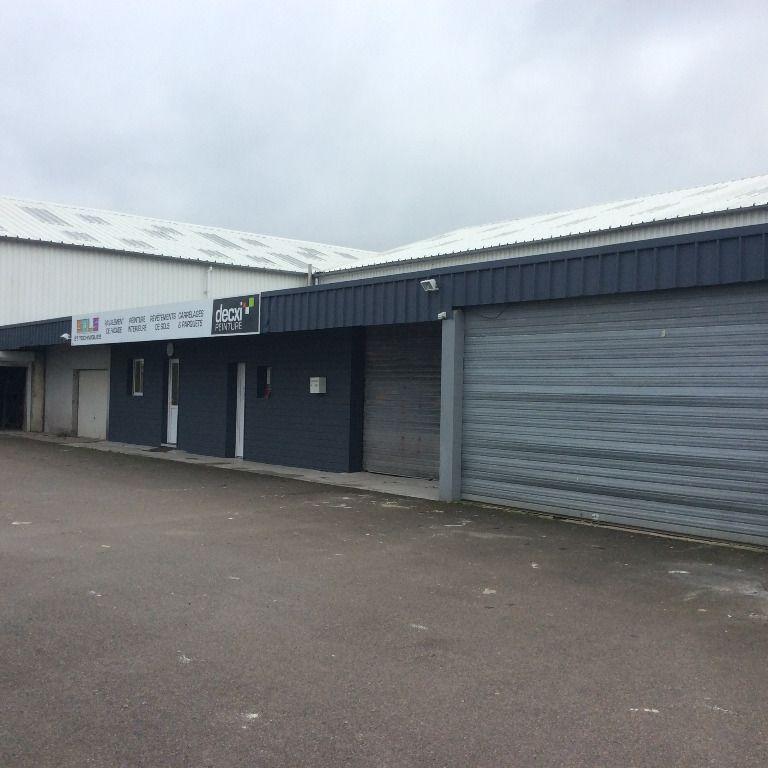 Entrepôt / local industriel Brest 258 m2