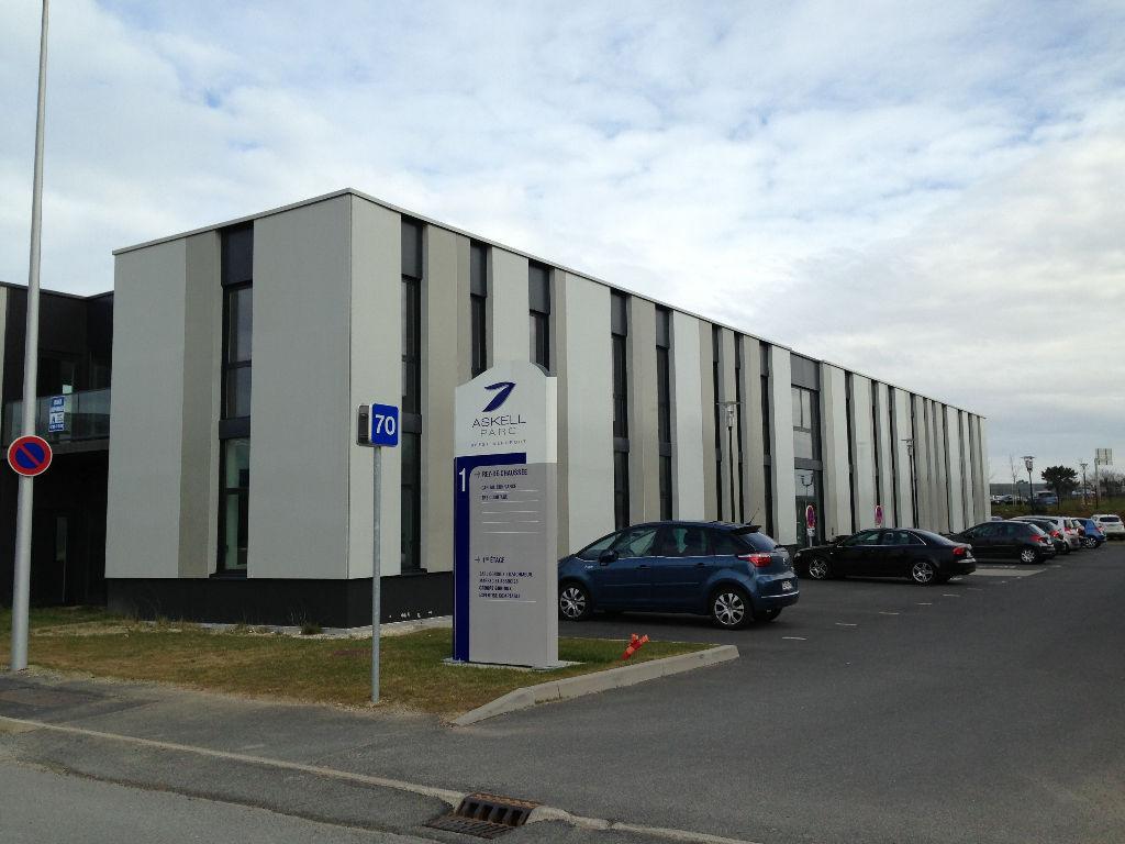 Prat Pip -  bureau 107 m² Immeuble Askell parc
