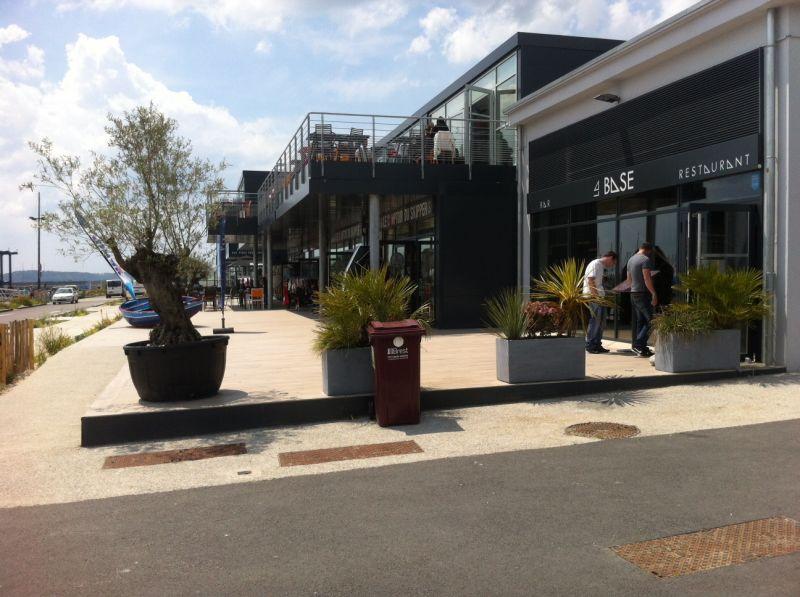 Bureaux à louer Brest Port de commerce 216 m²