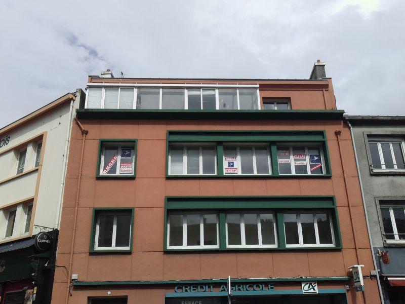 Bureaux à louer Brest Port de Commerce 95 m²