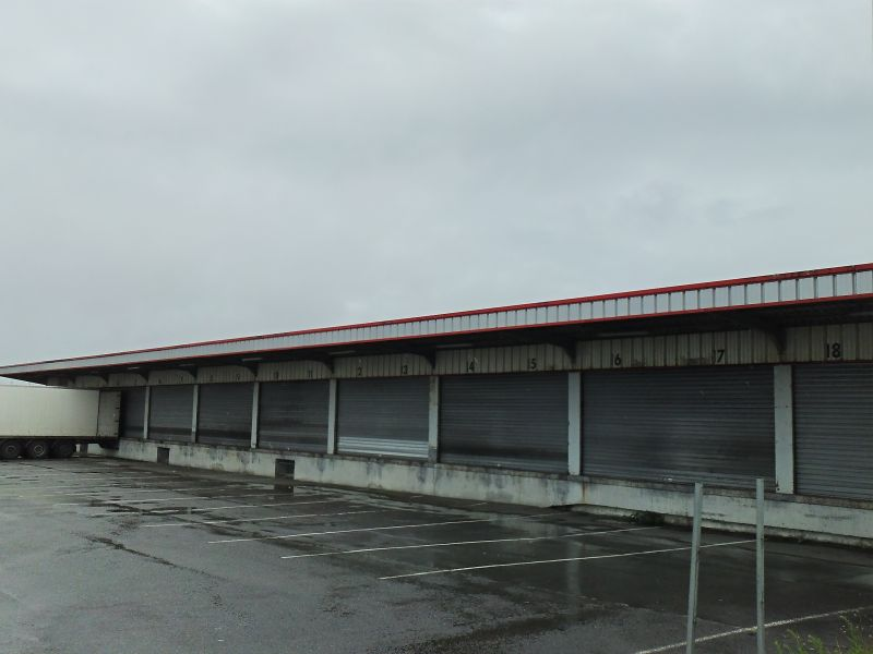 Entrepôt / local industriel  A louer Kergaradec Brest 1135 m2