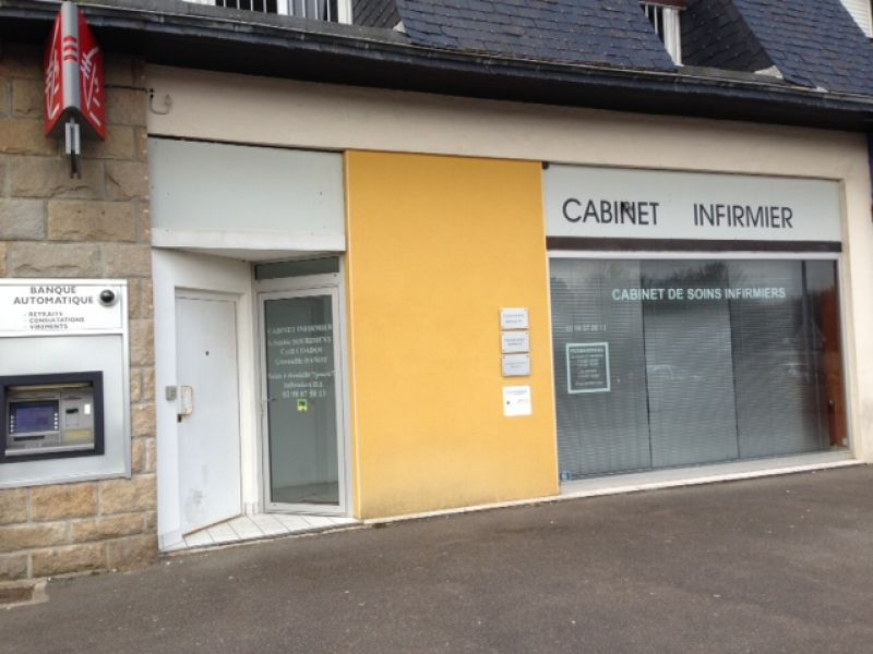 LOCAL COMMERCIAL 100 M² - CAVALE BLANCHE