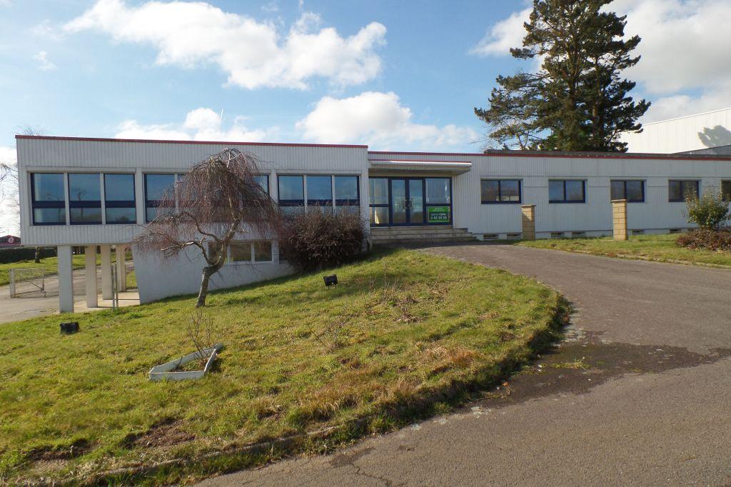 A louer 500 m² de bureaux zone de Lavallot à Brest Guipavas