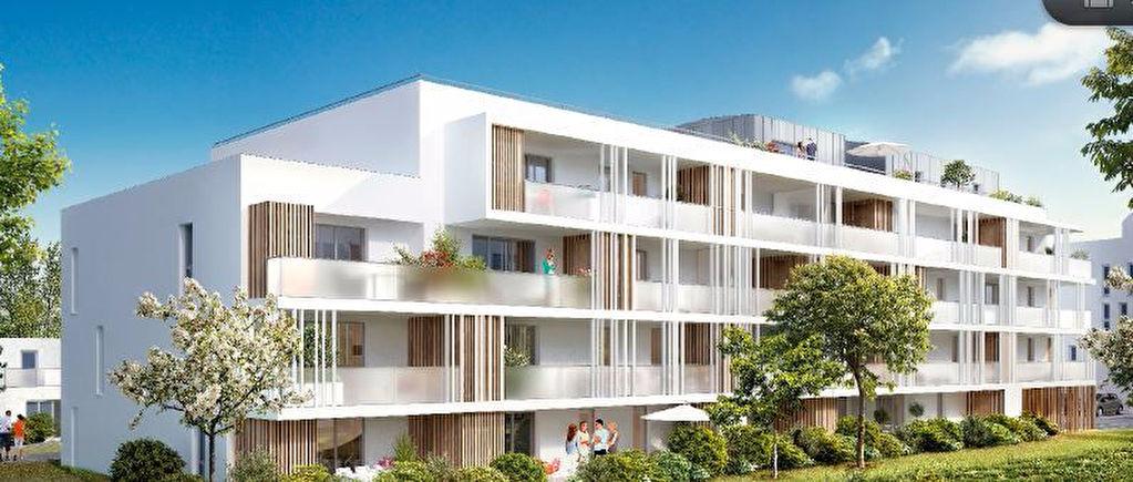 Appartement Bouguenais 3 pièce(s) 62.08 m2