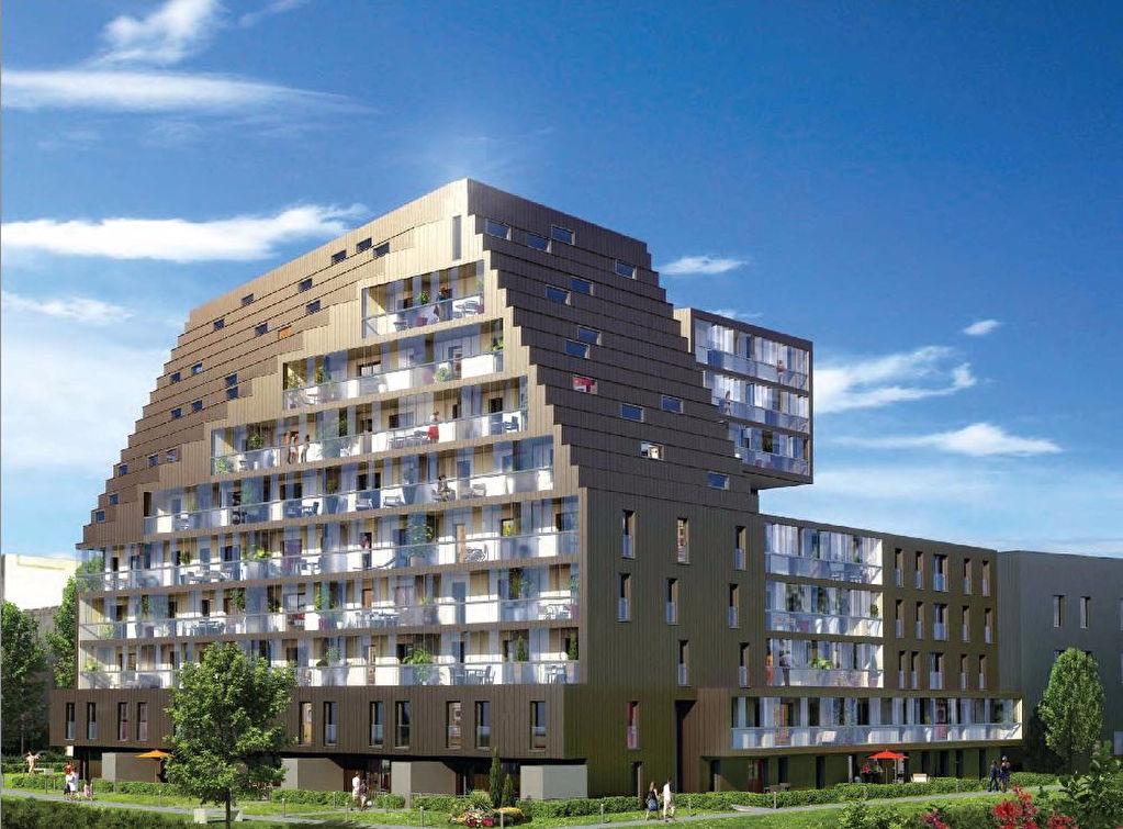 Appartement Nantes Beaulieu 2 pièce(s) 38.1 m2
