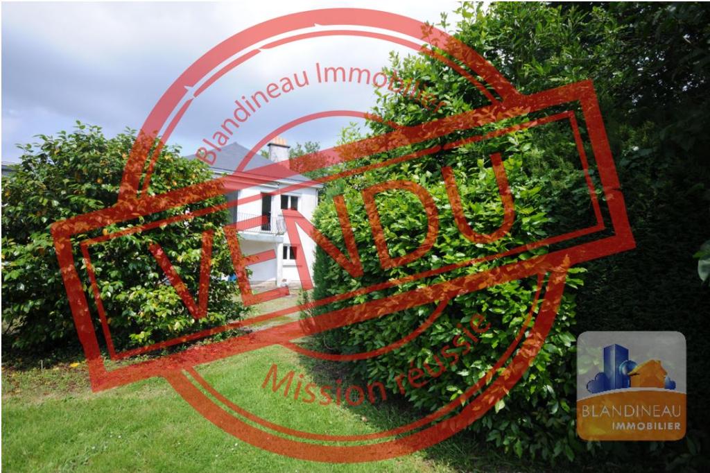 Maison Bouguenais 180 m2
