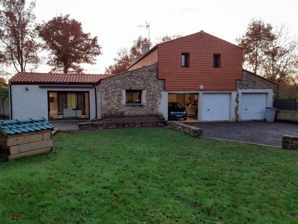 Maison Le Pellerin 7 pièce(s) 145 m2