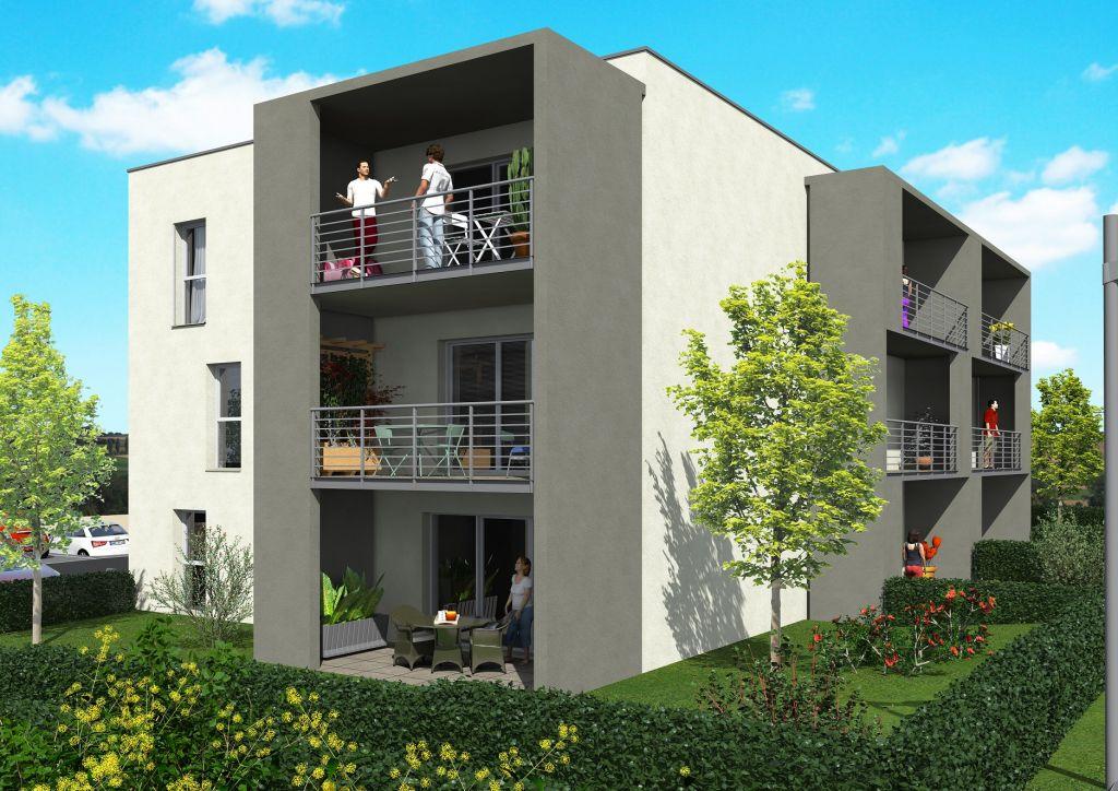 Appartements à 5 min de Metz (Montoy Flanville)