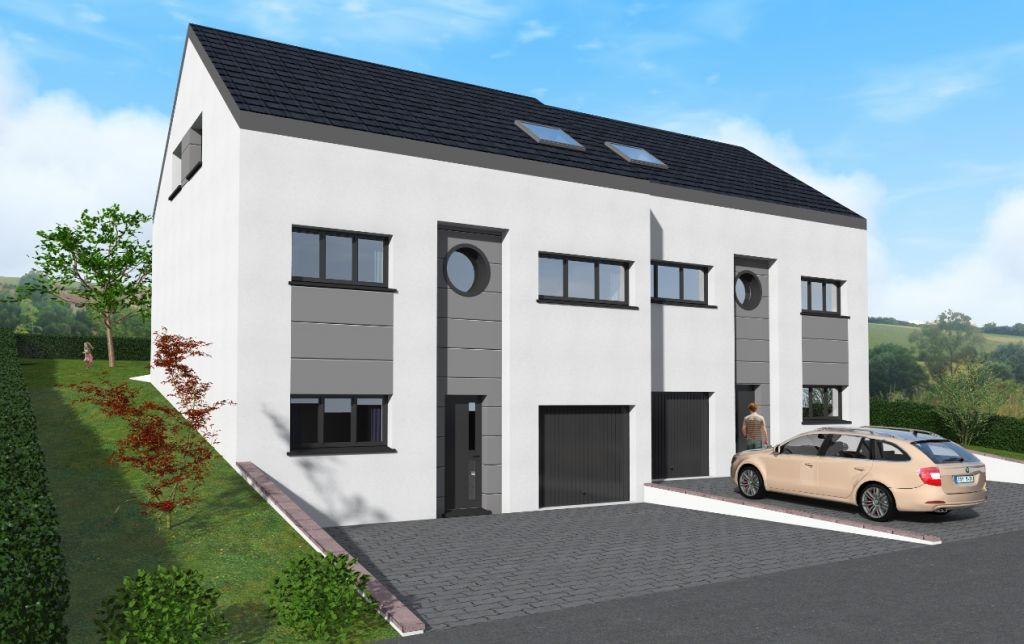 Maison 6 pièces - NEUF - terrasse