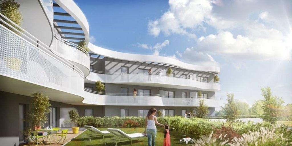 THIONVILLE - GUENTRANGE - sublime résidence neuve
