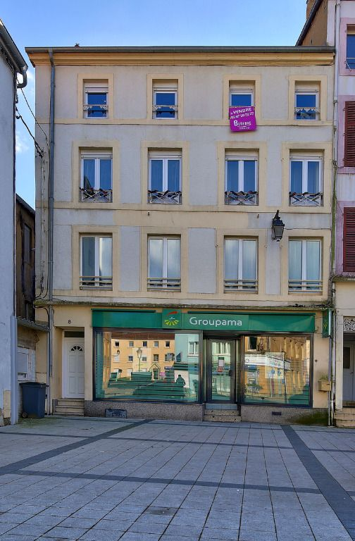 Appartement a vendre 57220 boulay moselle 3 pi ces 61 for Appartement boulay