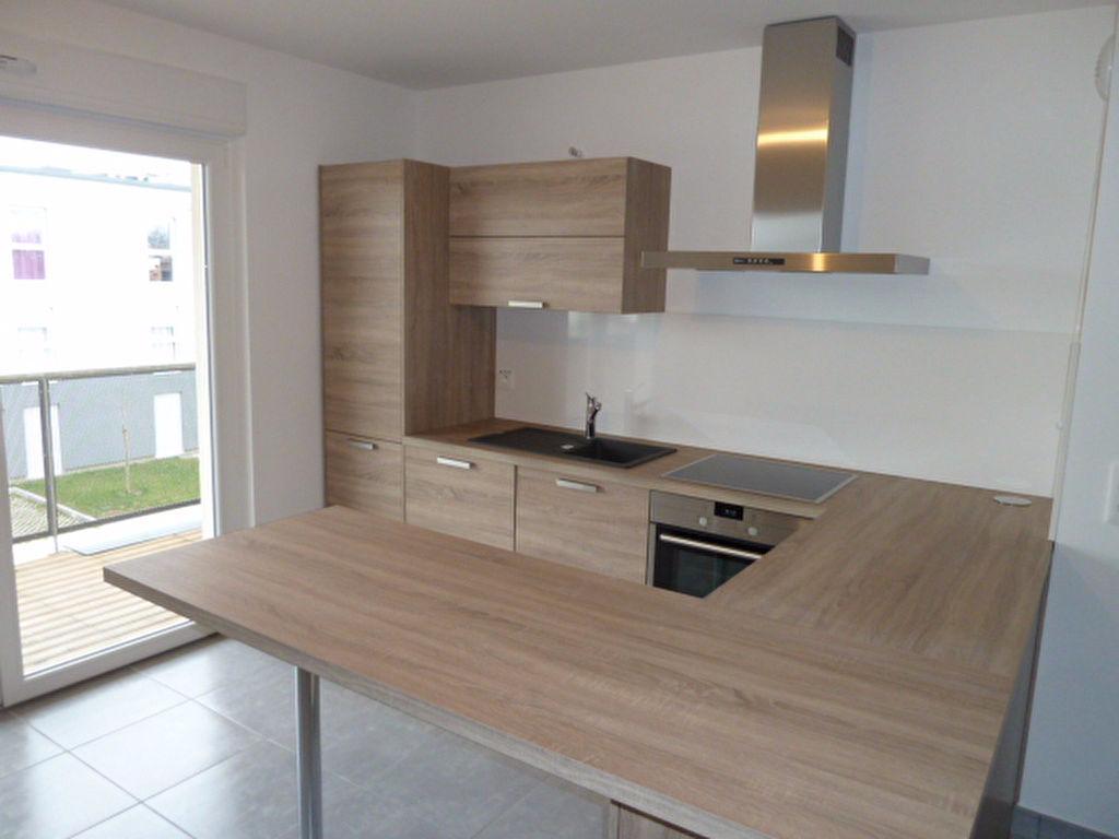 Appartements T3 -à 5 min de Metz (Montoy Flanville)