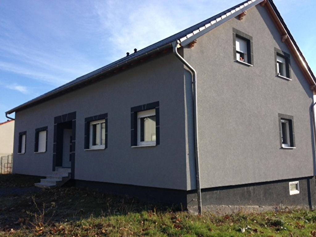 Maison a louer 57150 creutzwald 6 pi ces 110 m for Maison neuve nancy