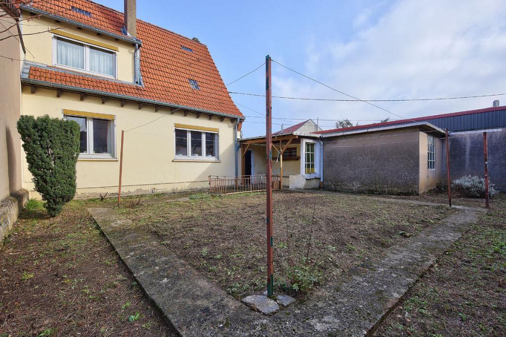 a vendre maison montigny les metz t4 a vendre 4 pi 232 ces 75 m 178 cabinet benedic