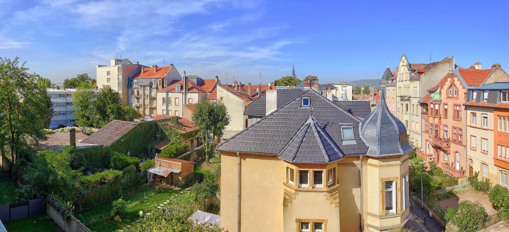 A VENDRE APPARTEMENT F2 - METZ SAINTE THERESE