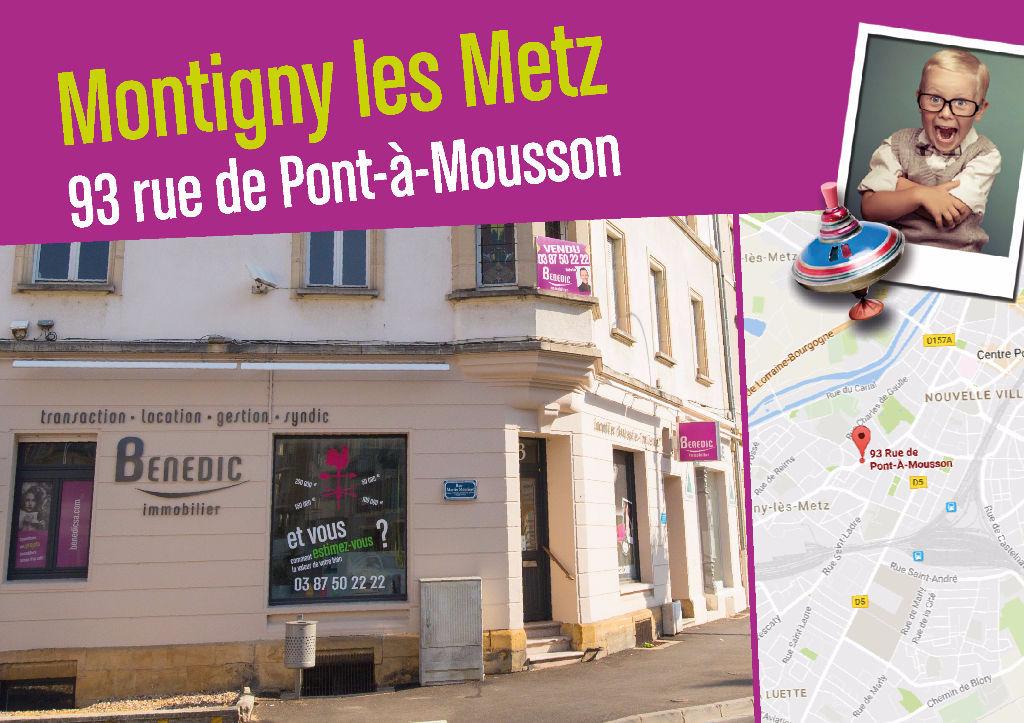 Appartement Metz Queuleu 2 pièce(s) 49.68 m2