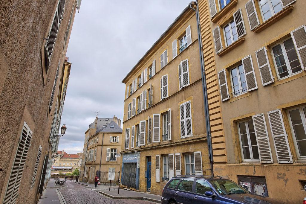Appartement Metz 6 pièce(s) loué