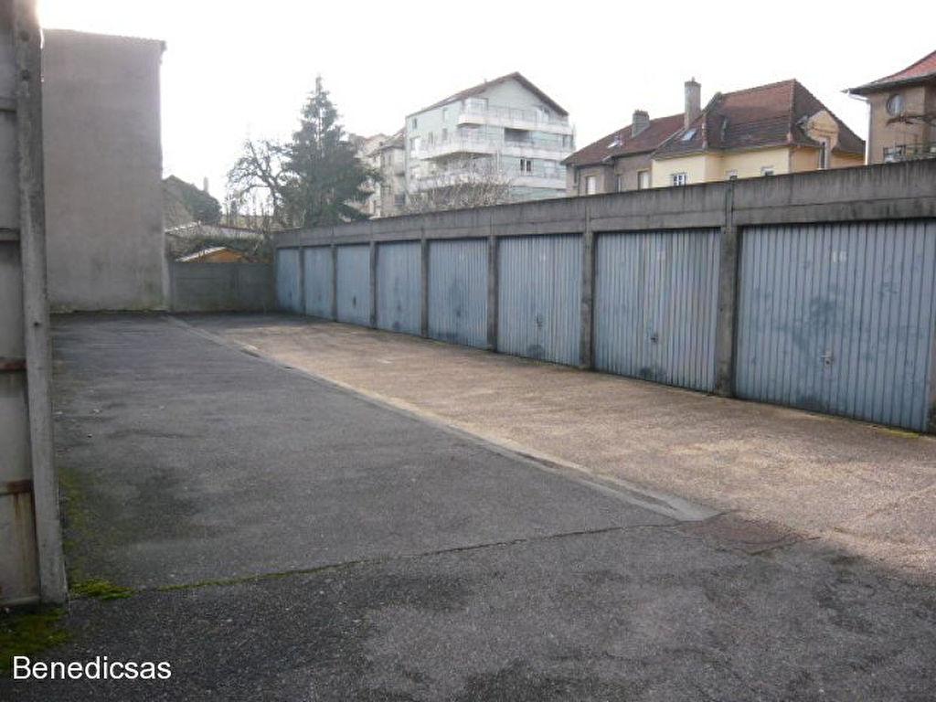 Garage à louer sur Metz