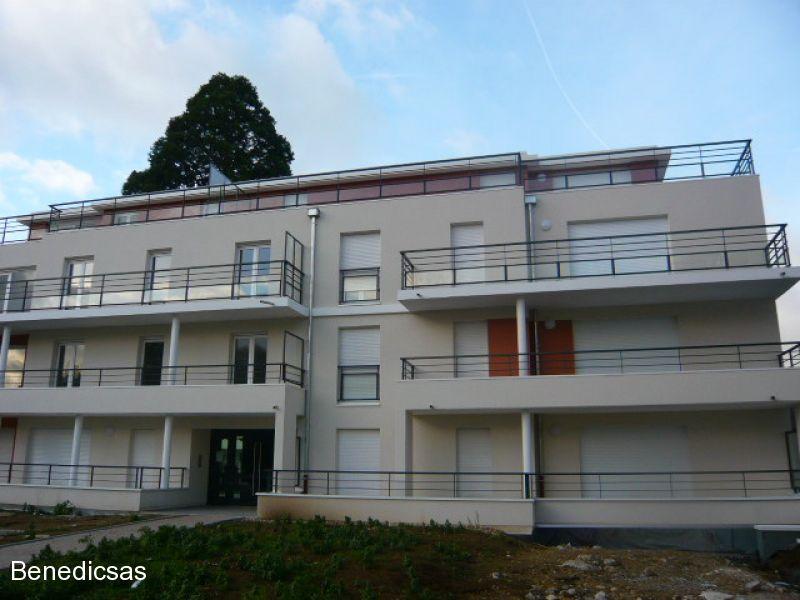 Vente appartement T1 neuf Rozérieulles Metz Sud terrasse et parking