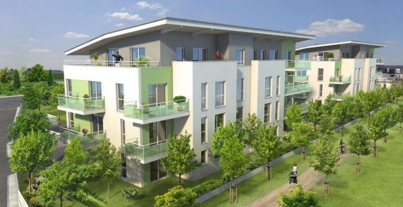 Vente appartement T2 neuf maizières lès metz terrasse et parking